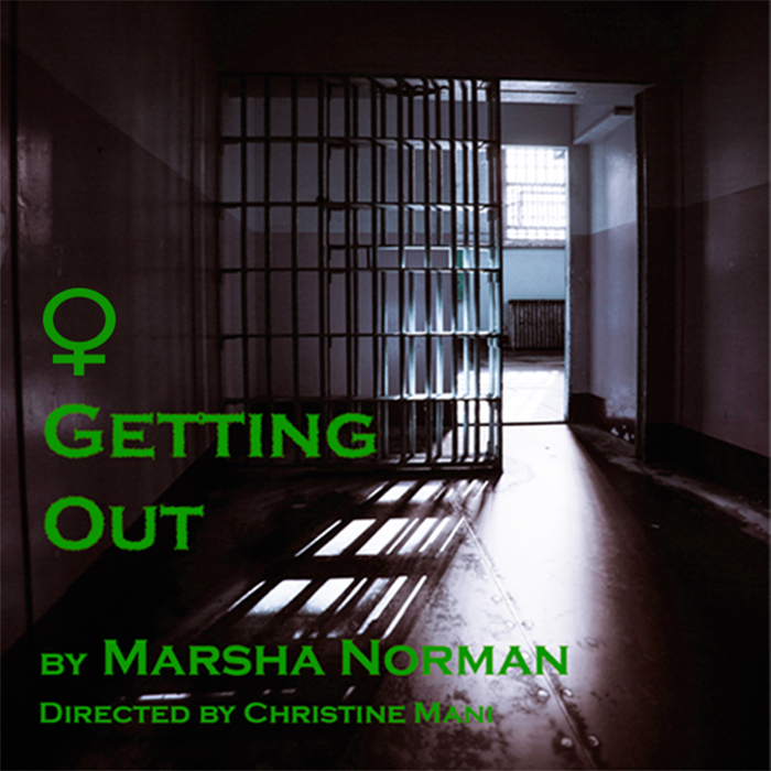 Getting out logo